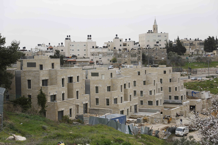 3,500 more homes for Jewish settlers in the occupied West Bank