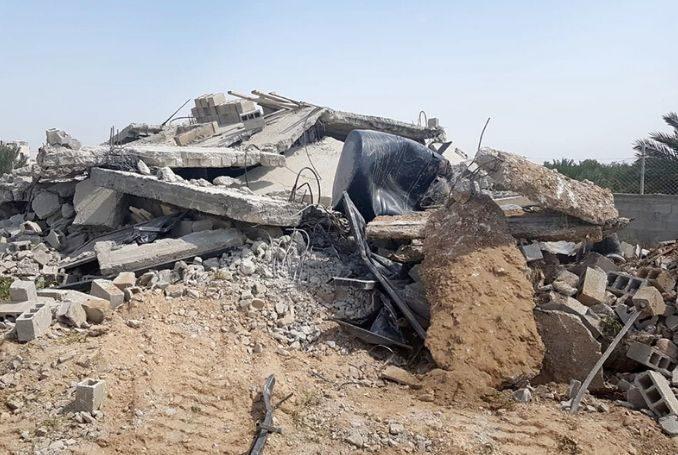 Victims again in Palestine