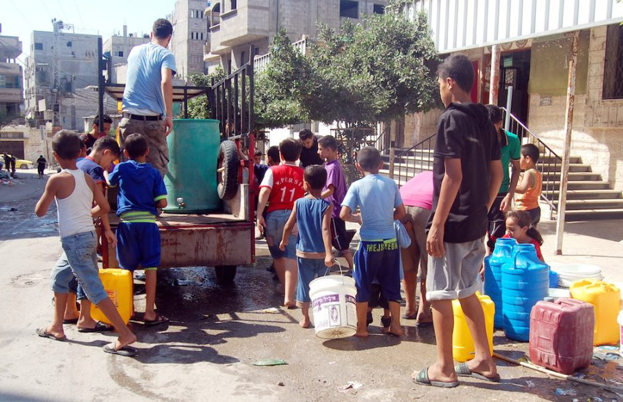 Water in Gaza