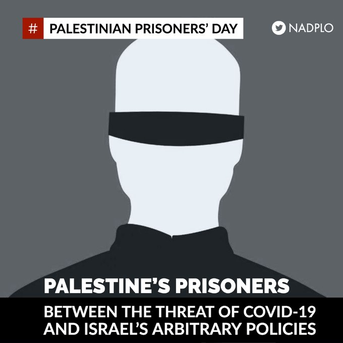 Palestinian Prisoners' Day