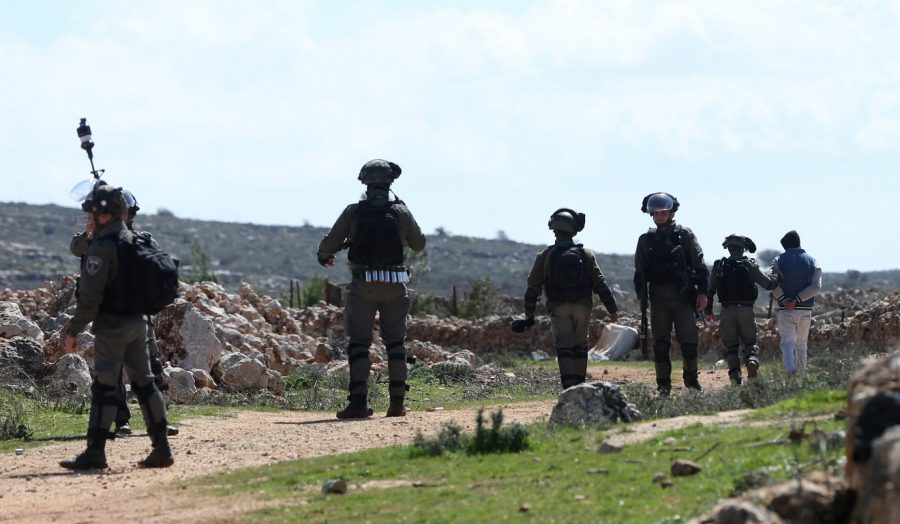 Israeli violations - April 2020