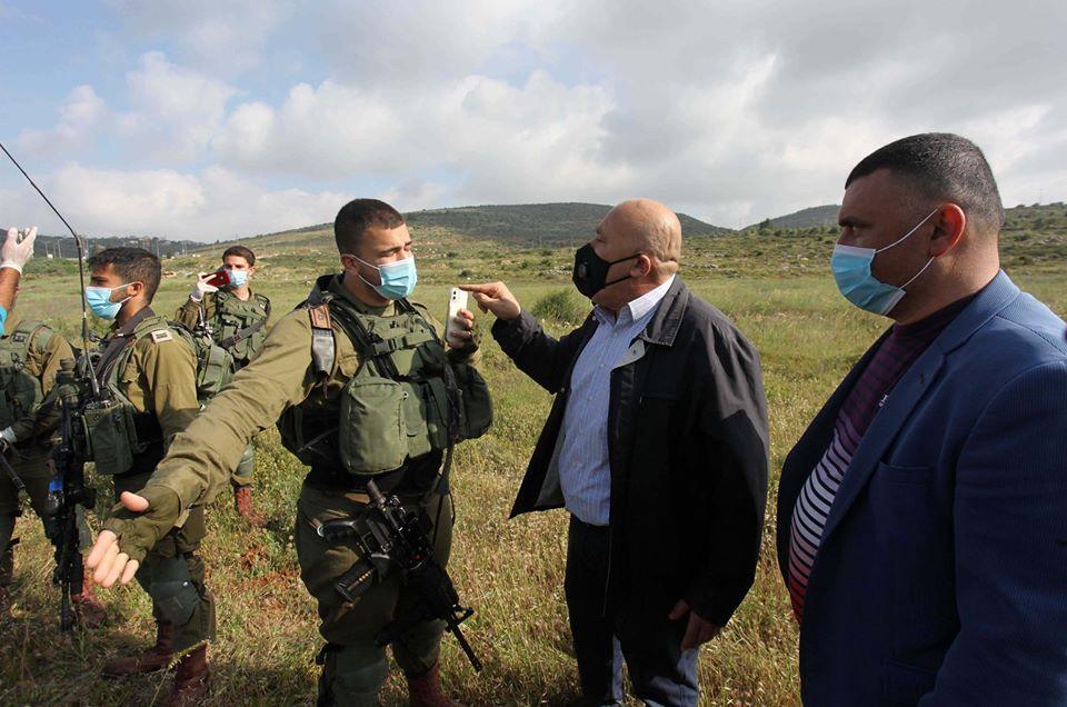 Israeli agression